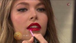 Belleza: Labios rojos