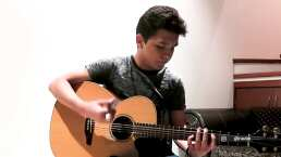 Christian Nodal: Reviven el romántico momento en el que le cantó a su supuesta novia de secundaria