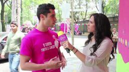 ¡Álvaro Sandoval apoya a su mamá con cáncer!