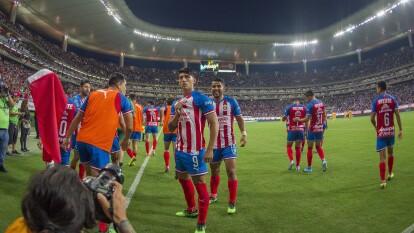 En lo que va del torneo, las Chivas suman 12 goles a favor, repartidos en siete jugadores.