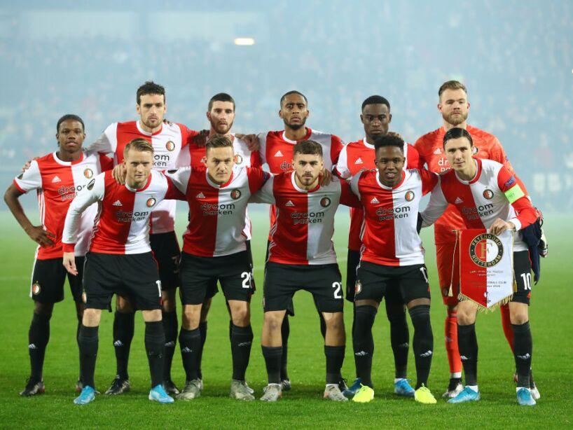 Feyenoord v Rangers FC: Group G - UEFA Europa League
