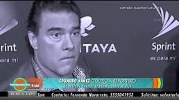 ¡Eduardo Yáñez se disculpa!