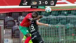 Omar Govea jugó 45 minutos en la derrota del Waregem