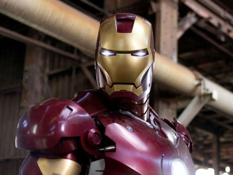 Iron Man (2008): El multimillonario fabricante de armas Tony Stark (Robert Downey Jr.) debe enfrentarse a su turbio pasado.