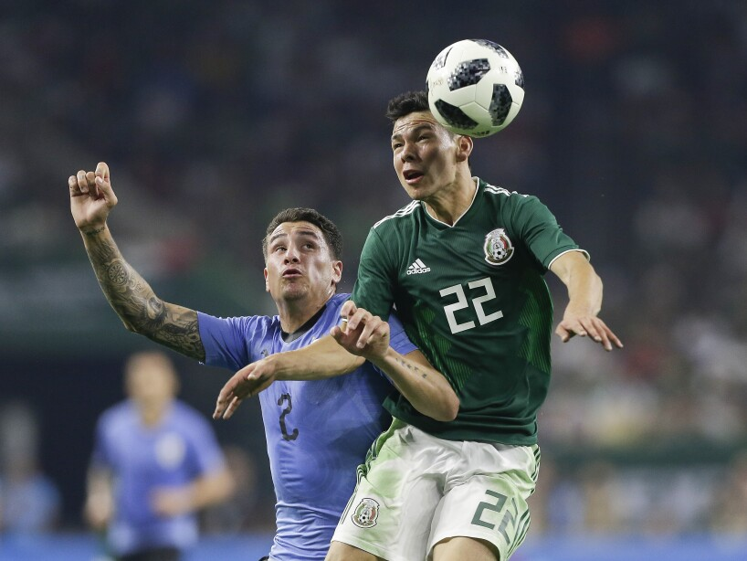 Mexico v Uruguay - International Friendly