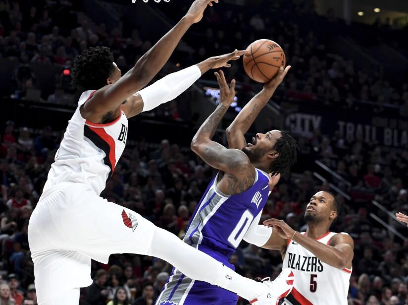 Portland Trail Blazers 127-116 Sacramento Kings