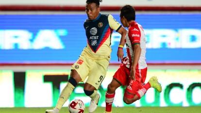 Rayos y Águilas reparten puntos en Aguascalientes | En la J3 del Guard1anes 2020 de la Liga BBVA MX, empataron a un gol; Necaxa marcó su primer tanto en el torneo.