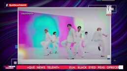 BTS se presentó en Good Morning America; la banda enamoró con 'Dynamite' y 'Butter ' en vivo