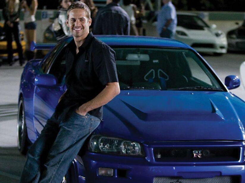 6. Los coches de Rápido y Furioso: Obviamente no podían faltar las naves de Paul Walker y Vin Diesel.