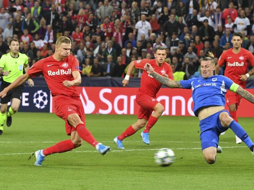 Soccer Austria Champions League