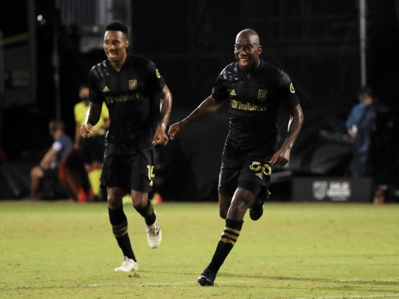 Los Angeles FC v Los Angeles Galaxy - MLS Is Back Tournament