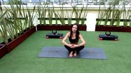 4 posturas de yoga para evitar la ansiedad
