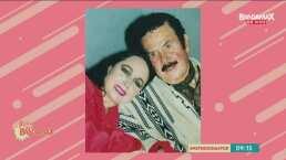 Los restos de Flor Silvestre descansan a lado de su gran amor, Antonio Aguilar