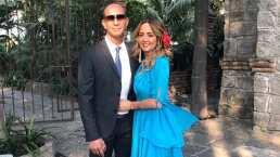 Erik Rubín defendió a Andrea Legarreta de las acusaciones de infidelidad: 'No estás sola'