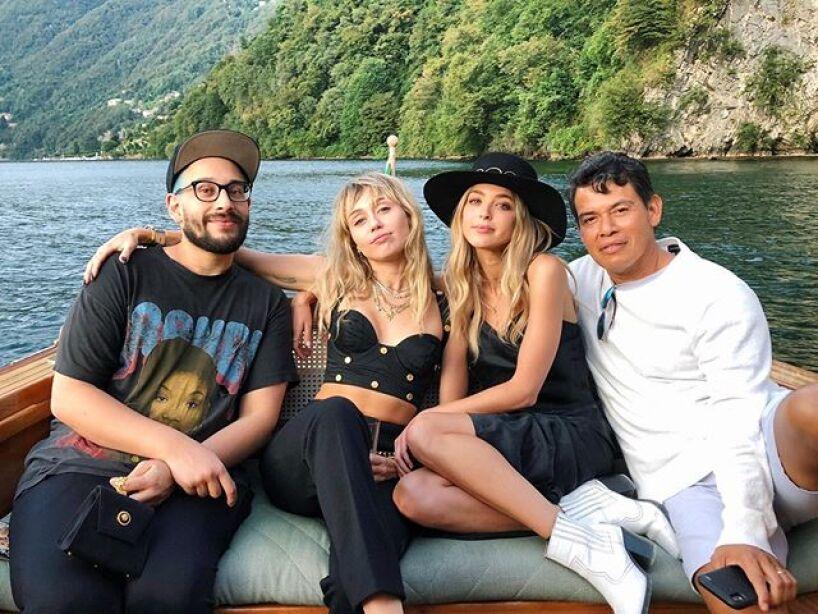 Miley Cyrus y Liam Hemsworth se separan: ella ahora sale con una chica