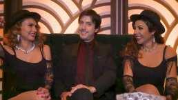 Así se preparó Gonzalo Guzmán para las escenas de sexo en la bioserie de Silvia Pinal