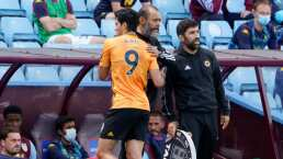 Celebra Wolverhampton cumpleaños de Nuno Espirito Santo con gol de Jiménez