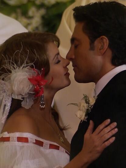 Fernando Colunga es uno de los actores que se han caracterizado por protagonizar algunos de los melodramas más emblemáticos de la televisión mexicana, por esta razón, recapitulamos las ocasiones en las que el actor tuvo bodas de ensueño en las telenovelas.
