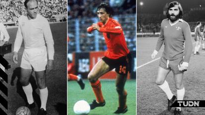 Estos futbolistas marcaron una época importante como jugadores o entrenadores pero lamentablemente dejaron este mundo material.