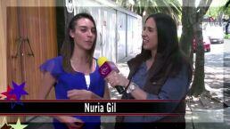 ¡Nuria Gil requiere de un trasplante de riñón!