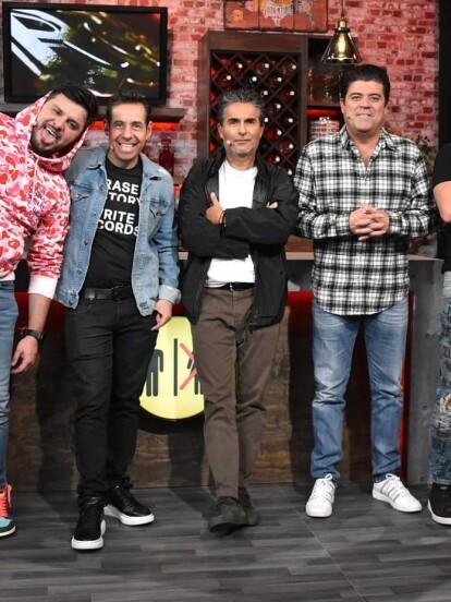 Unos de los programas más exitosos de la televisión mexicana es 'Miembros al Aire', programa de Unicable conducido por Raúl Araiza, Yordi Rosado, Jorge 'Burro' Van Rankin, Paul Stanley y José Eduardo Derbez.