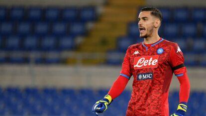 Alex Meret le ataja a Dybala, Cristiano no cobra y el Napoli se queda la Copa de Italia 4-2 en tanda de penales luego no anotar en 90 minutos. Hirving 'el Chucky' Lozano se quedó en la banca.