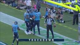 ¡Los Titans se acercan con el touchdown de Henry!