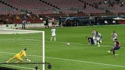 Luis Suárez destaca explosividad de Barcelona ante Napoli