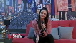 Natalia Jiménez revela secreto de Carlos Rivera y lo acosa