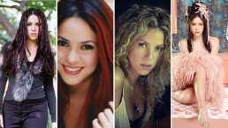 Del cabello negro y esponjado, al pelirrojo y sus chinos rubios: los looks de Shakira a través de los años
