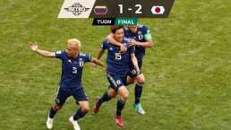 Futbol Retro | Japón sorprendía a Colombia en Rusia 2018