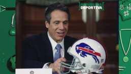 ¡Dejaron al gobernador de Nueva York fuera del Bills vs Colts!