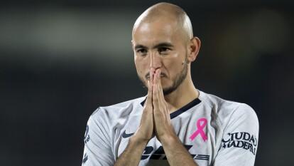 Carlos González no se cansa de marcar goles en el futbol mexicano. Es uno de los delanteros más productivos en los últimos años pero increíblemente nunca debutó en el futbol de Paraguay.