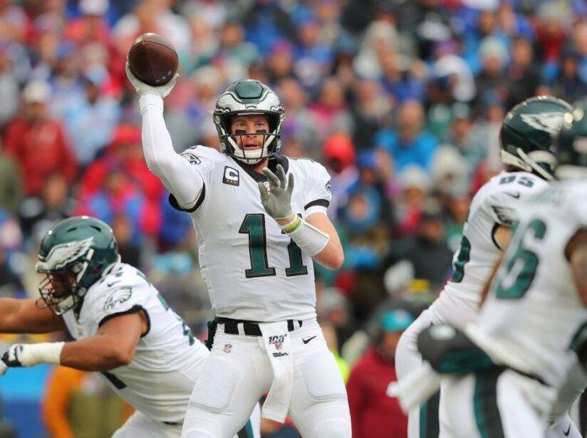 Philadelphia Eagles 31-13 Buffalo Bills