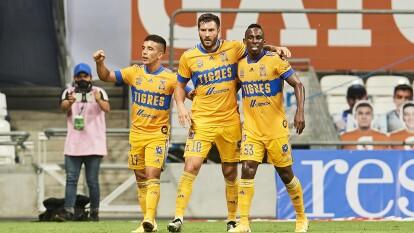 Monterrey no concretó y Tigres los despachó en el Clásico Regio | Rayados buscó las oportunidades, pero no pudieron vencer el arco de Nahuel Guzmán y cayeron 2-0.