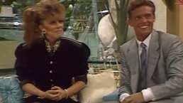 Video: La entrevista original de Verónica Castro a Luis Miguel en 1989