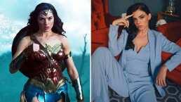Livia Brito deslumbra al transformarse en Mujer Maravilla con increíble maquillaje pop art