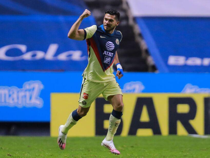 Puebla v America - Torneo Guard1anes 2020 Liga MX