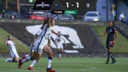 Resumen | Pumas rescata el 1-1 ante Monterrey gracias a Herrera