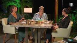 Lupita D'Alessio recuerda la vez que Monserrat Oliver la corrió en una borrachera