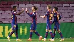 Griezmann y Dembelé serán titulares con Barcelona ante Juventus
