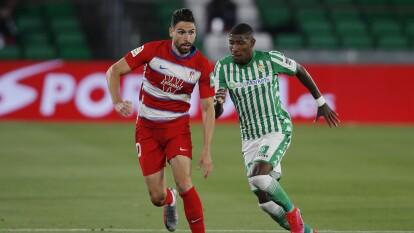La Fecha 29 del futbol español comenzó de manera vibrante con la voltereta del Betis 2-1 ante Granada.