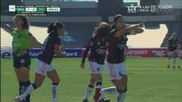 ¡Renae Cuéllar no perdona! Aprovecha un penal para el 1-2 de Tijuana