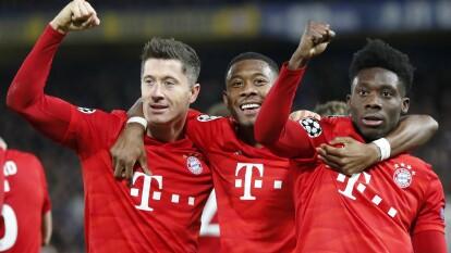 Robert Lewandowski quiere volver a ganar un campeonato de goleo y está a solo tres goles de su propio récord, mientras Timo Werner lo persigue de cerca. ¿Quién será el máximo goleador en la Bundesliga?