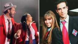 Faysi y Michelle Rodríguez se convierten en 'Mía Colucci' y 'Miguel' en esta nueva versión de Rebelde