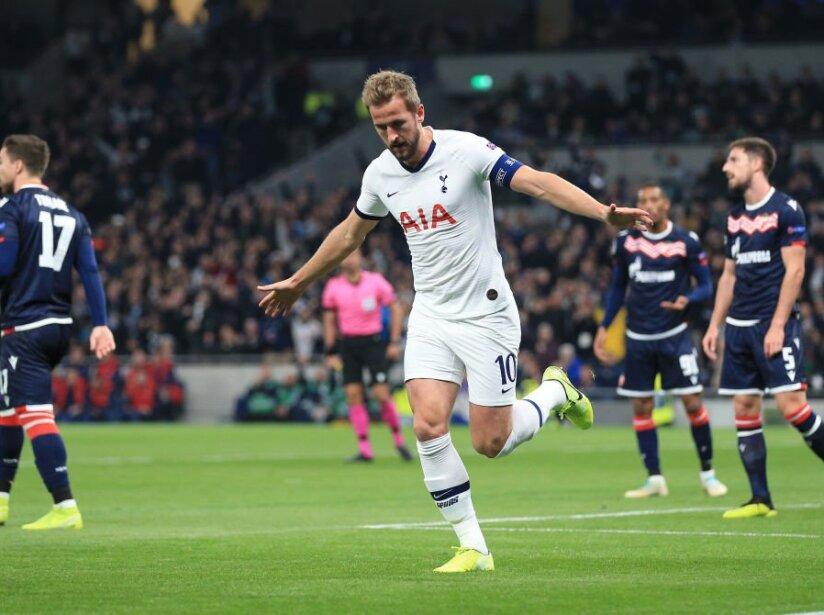 Manchester City y Tottenham anotan cinco a sus respectivos rivales.