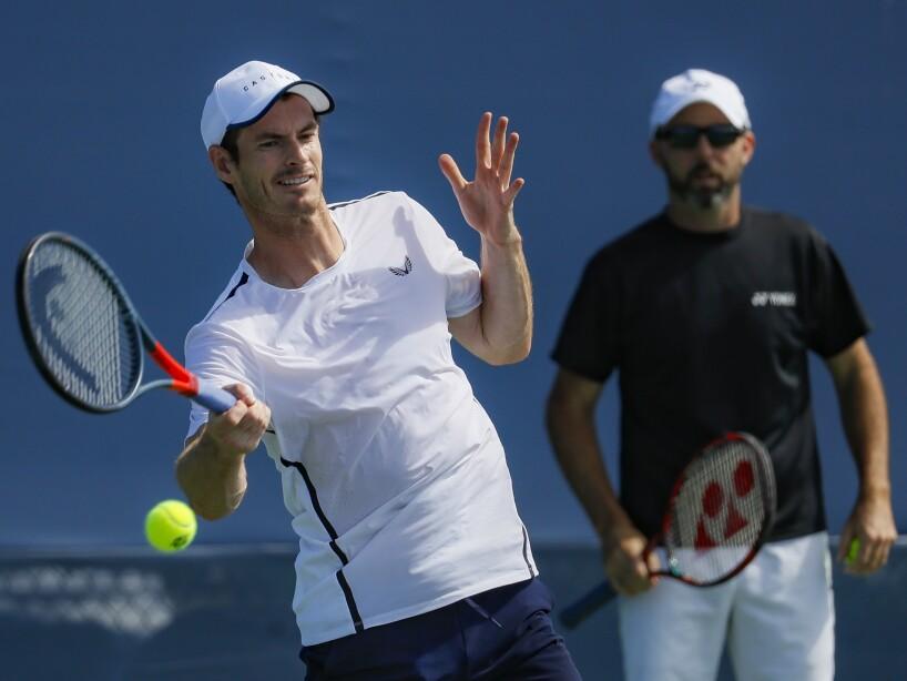 Andy Murray, Jamie Delgado