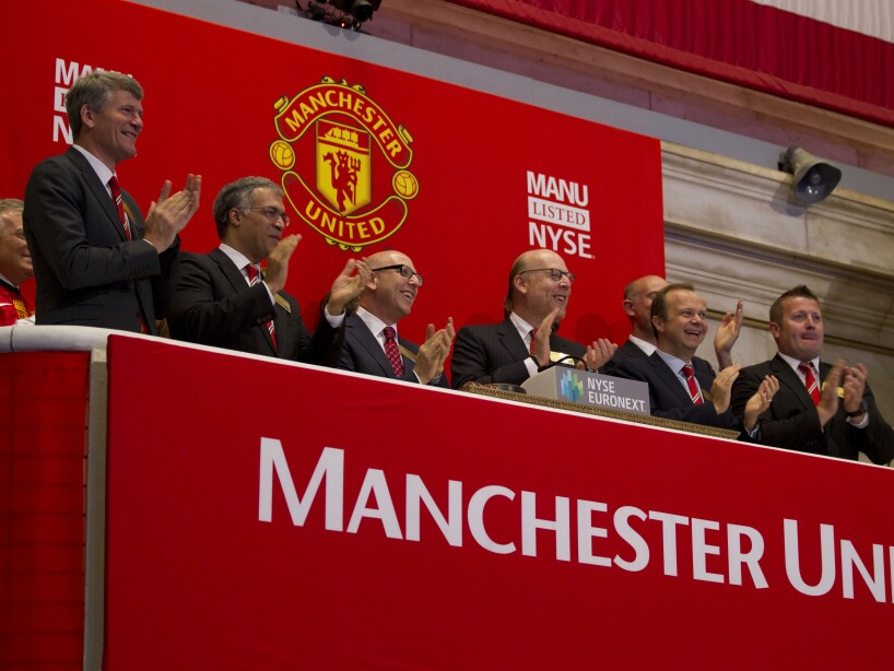 Manchester IUnited IPO