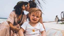 Video: Kailani enamora a sus padres con tierna voz al decir su edad