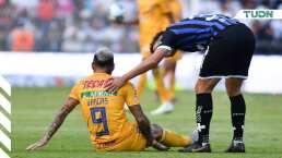 Eduardo Vargas causa baja con Tigres por dos semanas